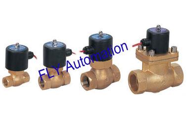 Porcellana Ottone vapore elettrovalvole (USA) 2L170-10,2L170-15,2L170-20,2L200-25,2L300-35,40,2L500-50 fornitore