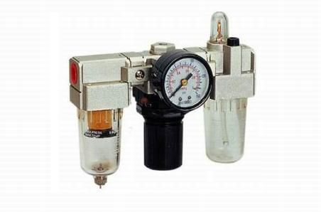 Air Preparation Units and Accessories SMC Air Source Treatment Filter Combinations