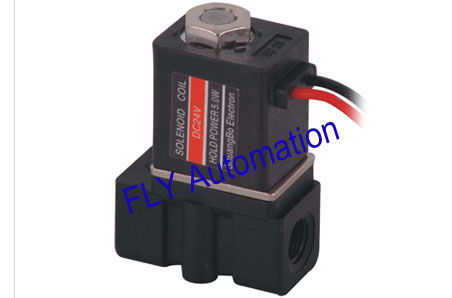 "2/2 Way Airtac Plastic Solenoid Water Valves 1/8"",1/4"", 2P025-06,2P025-08"