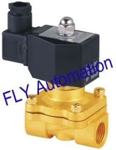 2 Way 2W160-15 UW-15 Diaphragm Brass. Water Solenoid Valves Can Operated Without Pressure