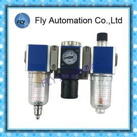 """Porcellana Combinazione GC300-10 3/8"""" delle unità F.R.L della preparazione dell'aria di filtro dell'aria di serie di GASCROMATOGRAFIA di Airtac distributore"""