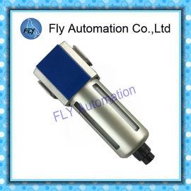 """Porcellana Filtro dell'aria componente pneumatico GF300-08 1/4"""" delle unità della preparazione dell'aria di filtro dell'aria lega di alluminio distributore"""