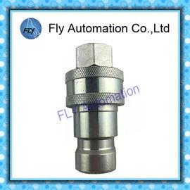 Porcellana Uso generale accoppiamenti rapidi idraulici manuali della valvola a fungo della manica di serie B di 60 serie ISO7241-1 distributore
